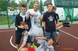 obóz młodzieżowy