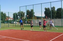 obozy sportowe z nauką tenisa
