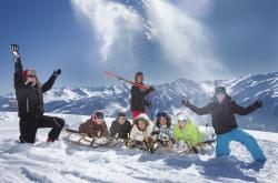 Zimowy obóz młodzieżowy