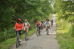 obóz rowerowy