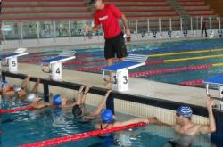 obóz pływacki 2018