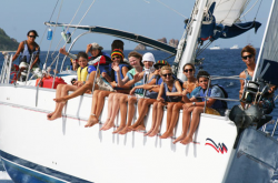 obóz żeglarski 2021